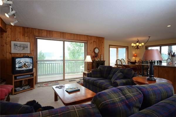 Norwegian Log Condominiums - NL104 - Image 1 - Steamboat Springs - rentals