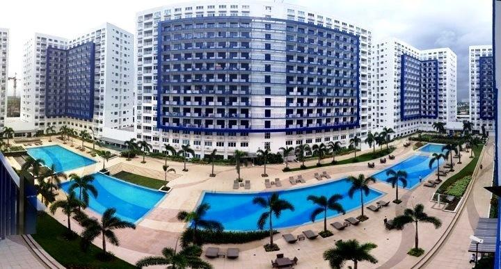 Amenities 6 Pool - Furnished Condo Across Mall of Asia - Cable/Wi-Fi - Manila - rentals