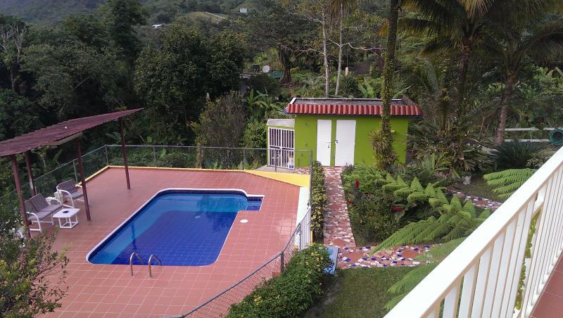 Pool - Casa de Campo La Jibarita! (sleeps - 13) - Orocovis - rentals