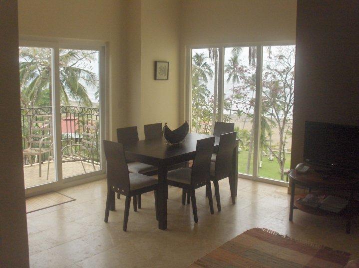 Living Room area - JACO BEACH (ON THE BEACH) DELIGHT!********* - Cartago - rentals