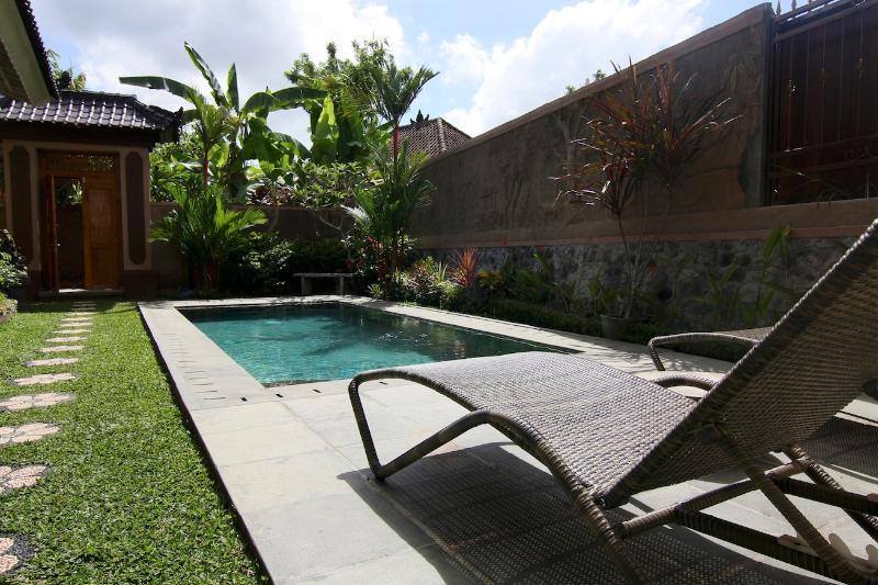 Villa Via - Villa Via Ubud - private pool, great location - Ubud - rentals