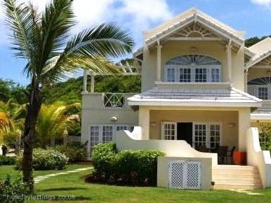 Relax in Private Pool Overlooking Golf Course - Image 1 - Castries - rentals