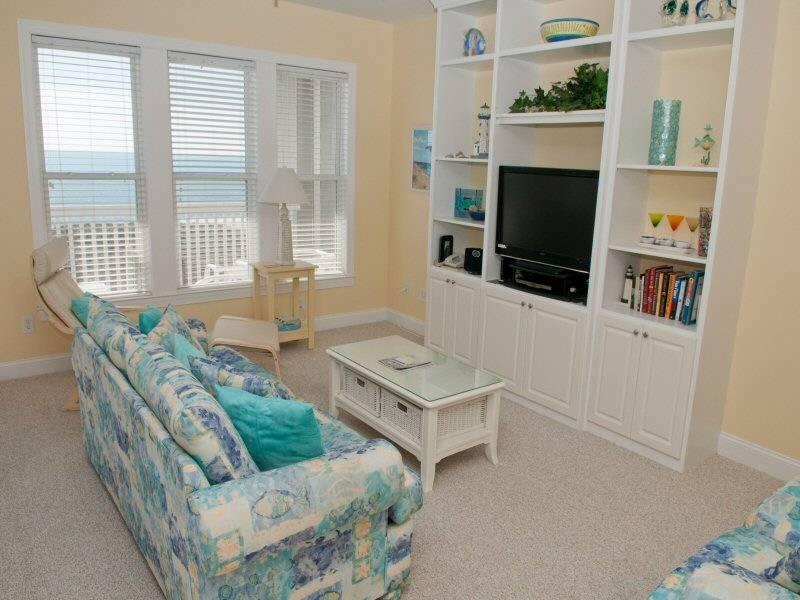 Ocean Club B-201 - Image 1 - Indian Beach - rentals