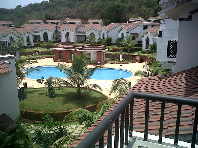Beautiful luxurious studio Apt. Baga- Arpora, Goa - Image 1 - Bardez - rentals