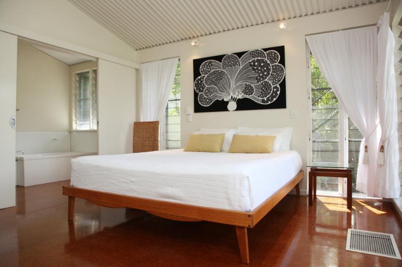Villa ''A'' bedroom - Port Douglas Hideaway Villas - Port Douglas - rentals