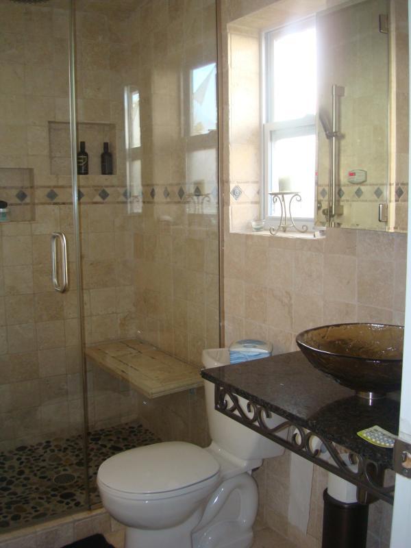 Master Bath - Luxury duplex at its finest - Palm Harbor - rentals