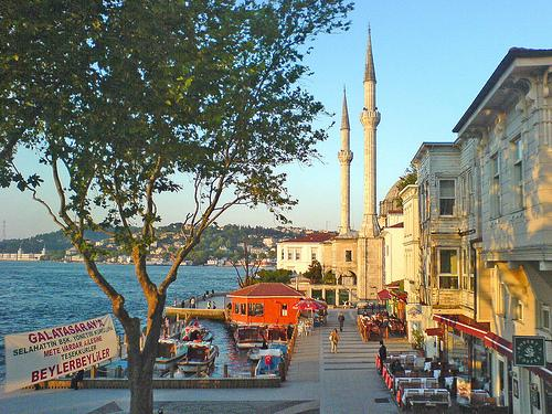 neighborhood (Beylerbeyi Harbour) - OTTOMAN HOUSE in a prestigious part of ISTANBUL - Istanbul - rentals