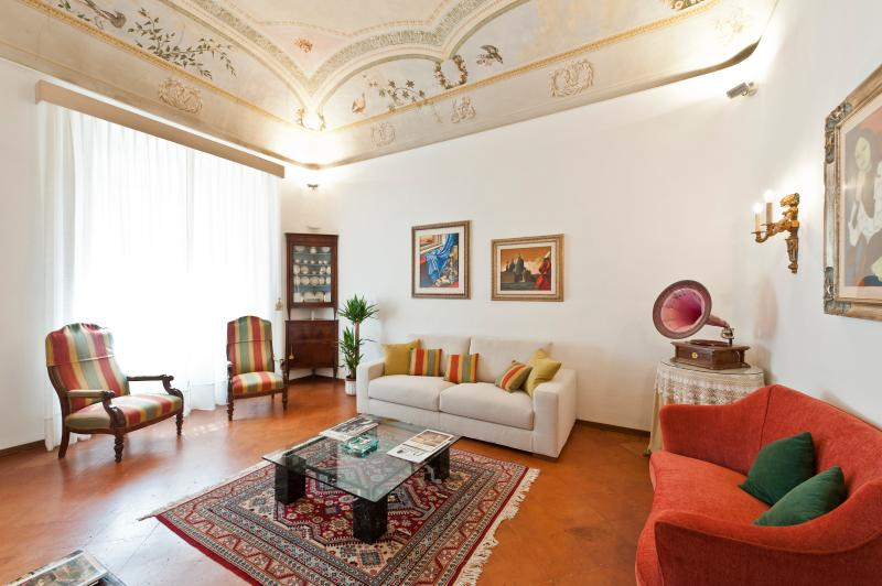 Luxurious Vacation Rental at Palazzo Cinotti in Siena - Image 1 - Siena - rentals