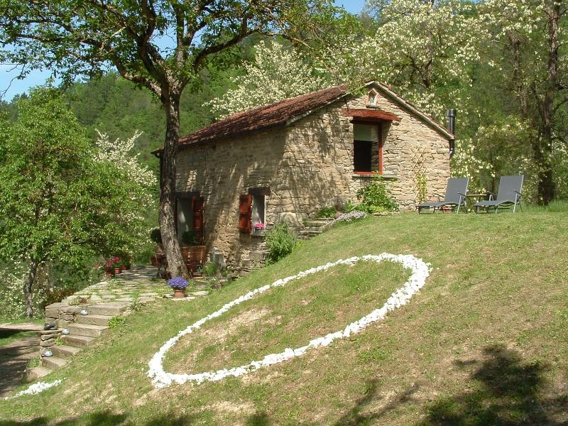 La Casetta - La Casetta, cottage in the forest, 2-3 guests - Casola Valsenio - rentals