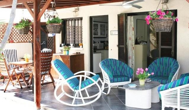 Chez Lala Sea View House with Garden - Image 1 - Paphos - rentals