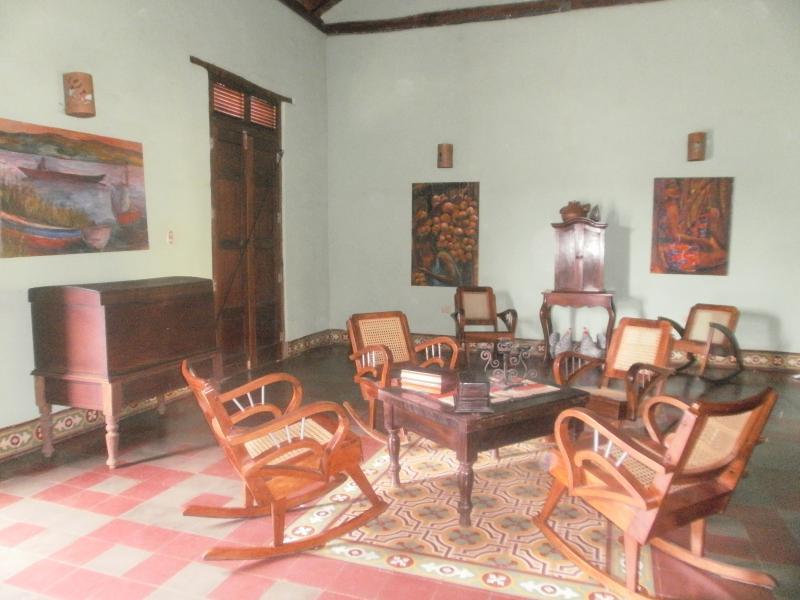 Living room - Casa Jardin - Granada - rentals