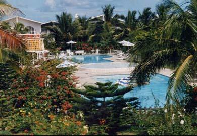 HOUSE IN RESIDENCE WITH 2 LARGE POOL (APPROVAL MIN - Image 1 - Port Louis - rentals