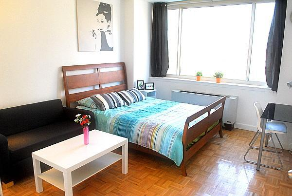 First Bed Room - Times Square Luxury 2bed Great View In NYC - New York City - rentals