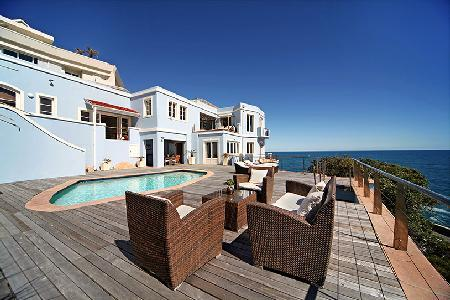 Mediterranean-Style Villa with Pool Overlooking the Atlantic Ocean - San Michele - Image 1 - Bantry Bay - rentals