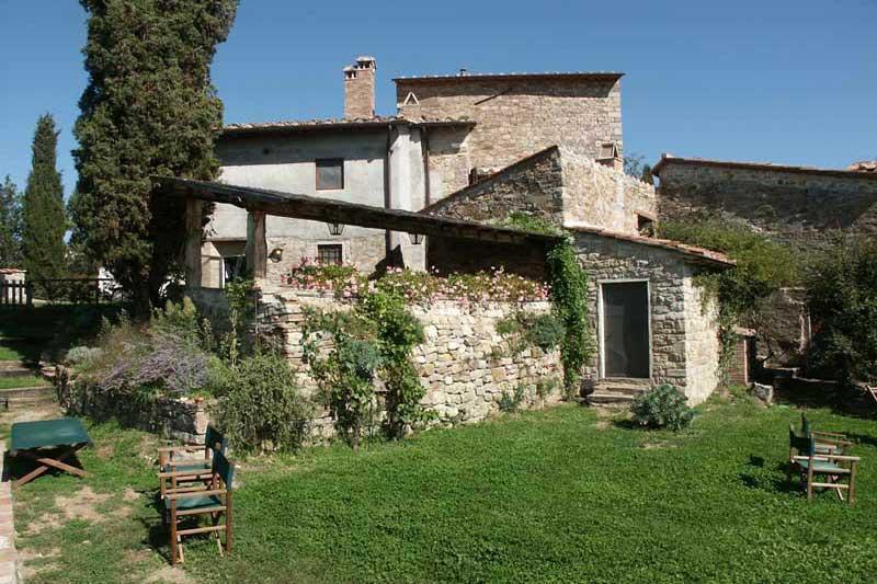 - Casavecchia Volpaia - Radda in Chianti - rentals