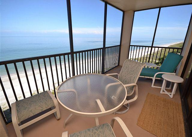 RN-908 Amazing 9th floor corner condo with upgrades galore Pool, spa & tennis - Image 1 - Indian Rocks Beach - rentals