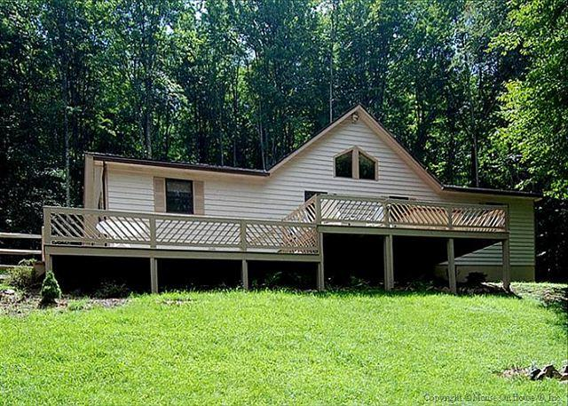 Lovely mountain home is the perfect place for gathering friends and family. - Image 1 - Davis - rentals