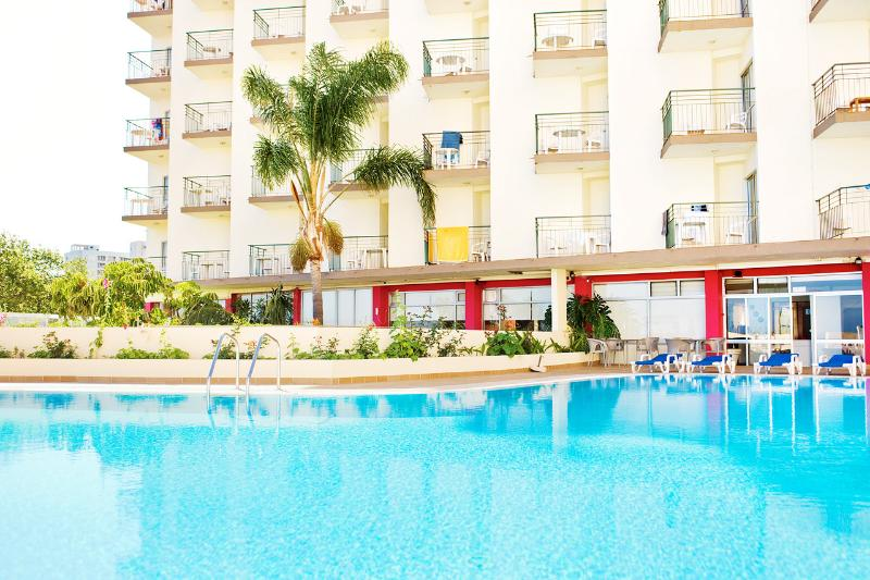 swimming pool - NEW SUNFLOWER OCEAN VIEW  AND CONFORT in LIDO - Funchal - rentals