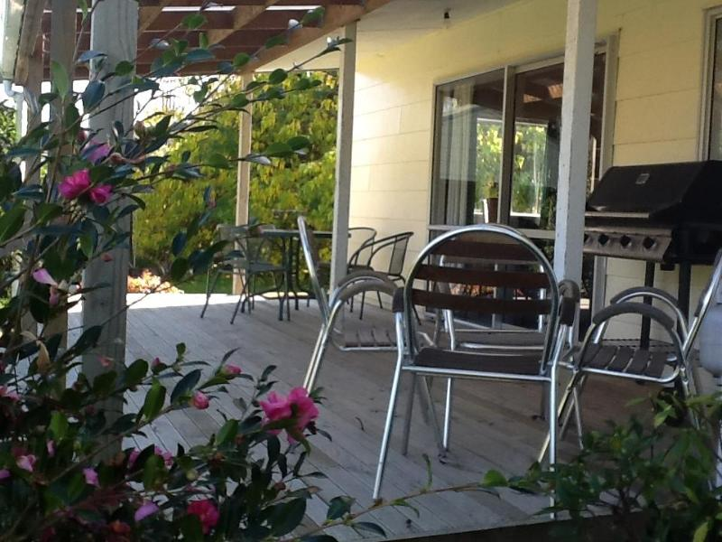 Relax in peace and tranquility - Ohuka Lodge - Wairoa - rentals