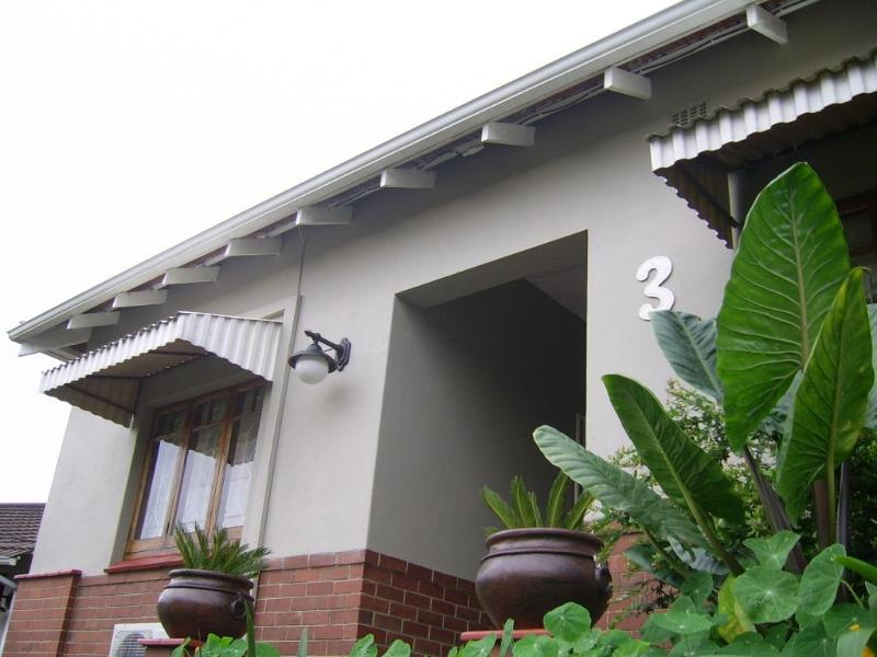 Main Entrance - Thembelihle Guest House - Ndumo Game Reserve - rentals