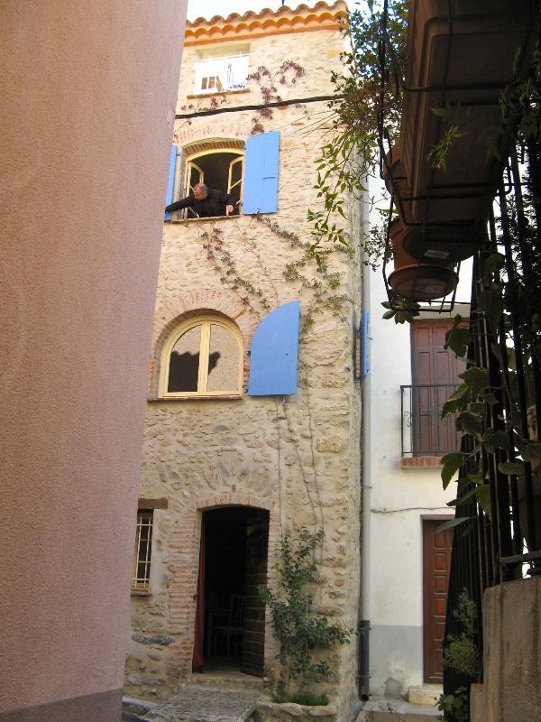 front door - Holidays house in South of France (Catalogne) - Maureillas-las-Illas - rentals