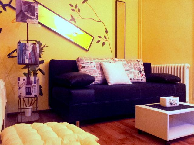 Sunny apartment in the center of Belgrade - Image 1 - Belgrade - rentals