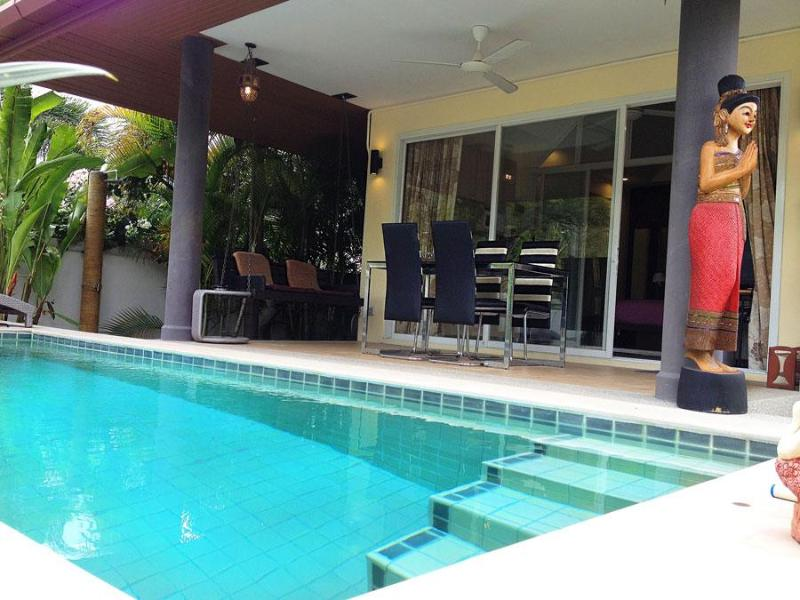1Bedroom Luxury Bungalow With Private Pool , Rawai - Image 1 - Rawai - rentals
