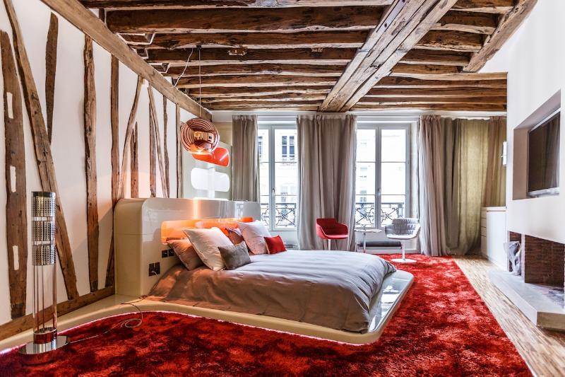 Contemporary French Loft in Saint Germain - Image 1 - Paris - rentals