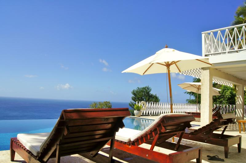 Bananaquit House - 7 bed Luxury with Piton View. - Image 1 - Soufriere - rentals