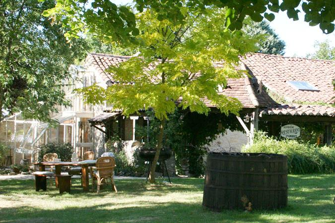 Main house - Le Magnolia is a great holiday house in Les Arques, Lot, France - Aquitaine - rentals