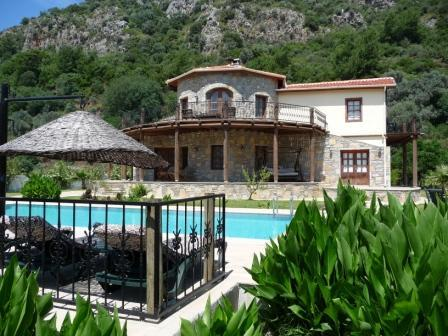 Karadag Mill over the pool - The Karadag Mountain Mill - Dalyan - rentals