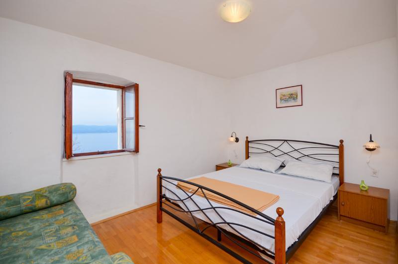 Apartments Boris - 41641-A1 - Image 1 - Brela - rentals