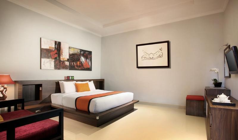 Bedroom - 1 Bedroom Pool Villa near Seminyak Beach - Seminyak - rentals