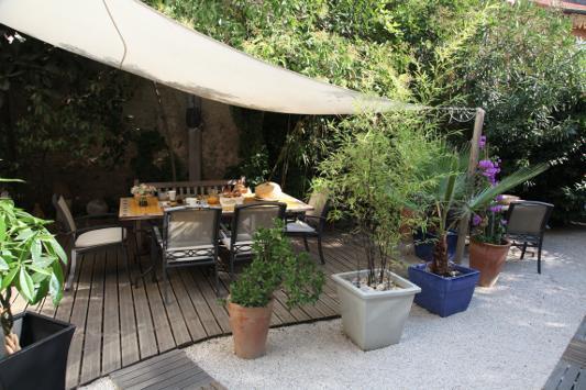 La terrasse - Chambres d'hôtes - Bessan - rentals