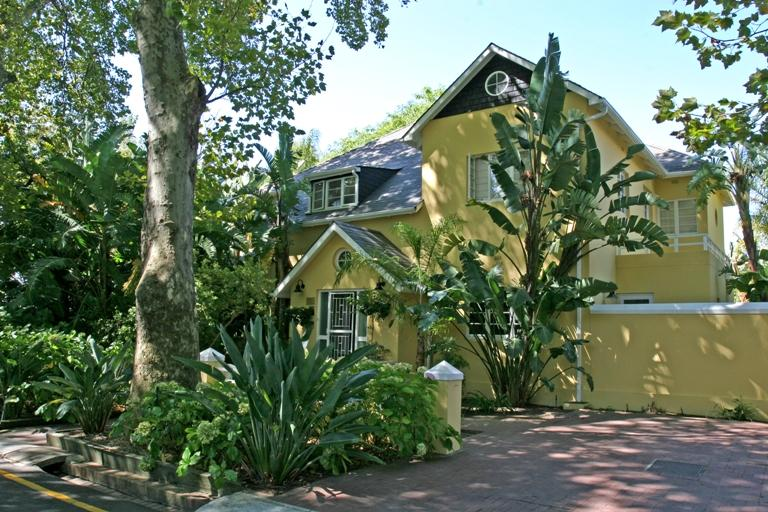 Yellow Lodge Guest House - Image 1 - Stellenbosch - rentals