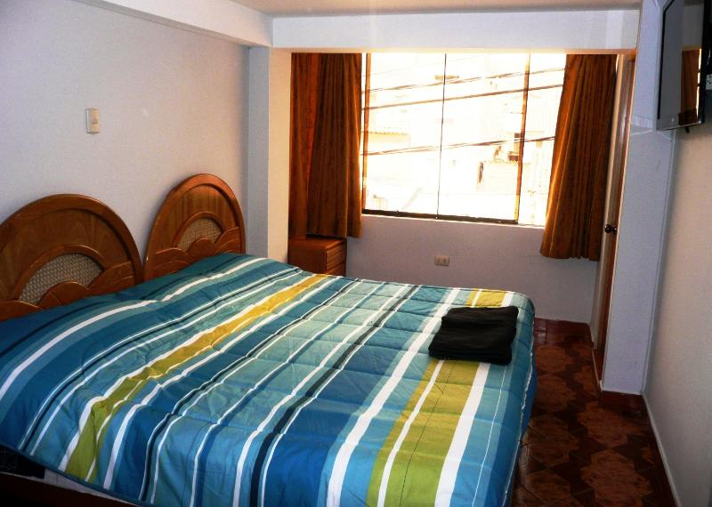 Room with a King bed - Nice furnished apartment flat in Cusco Downtown - Cusco - rentals