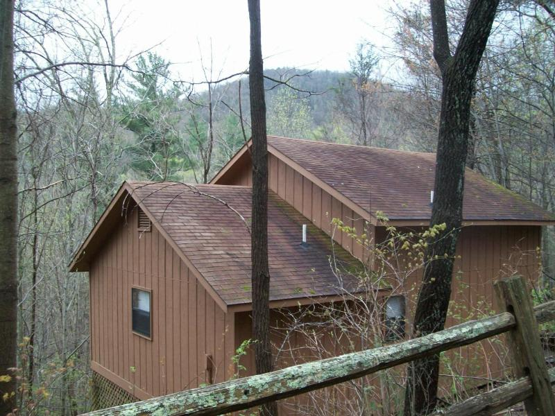 Front - Helton Falls Lodge-Butterfly Haven cabin-By Vogel - Blairsville - rentals