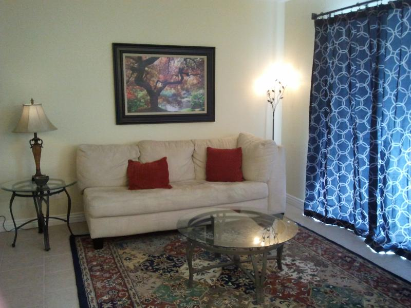 Living Room - SPECIAL OFFER!!!  Walk-in, wi-fi, one bedroom - Branson - rentals