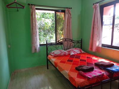 Bedroom 1 - Ashirwaad Holiday Apartment - ac 2BHK - Benaulim - rentals