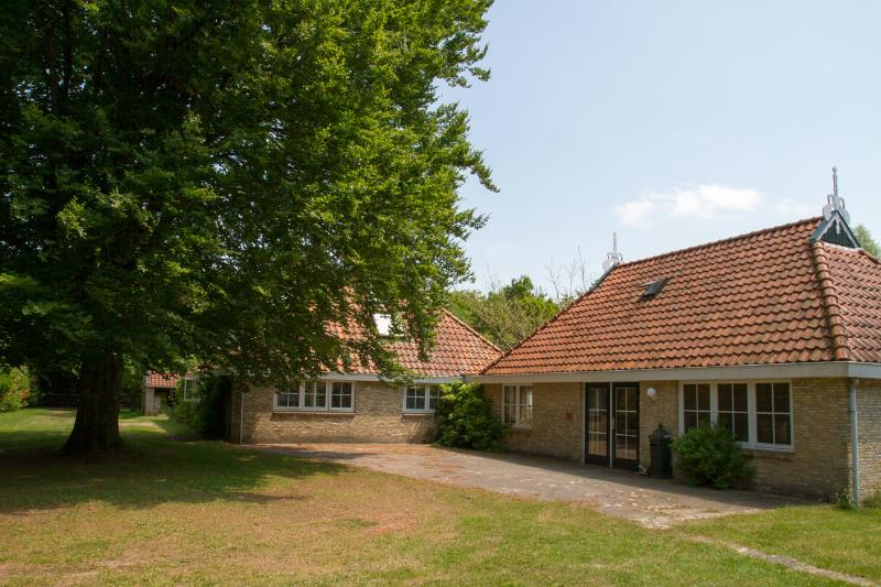Entrance - Farmhouse, 8-12p, wheelchair friendly, peace&space - Oldeberkoop - rentals