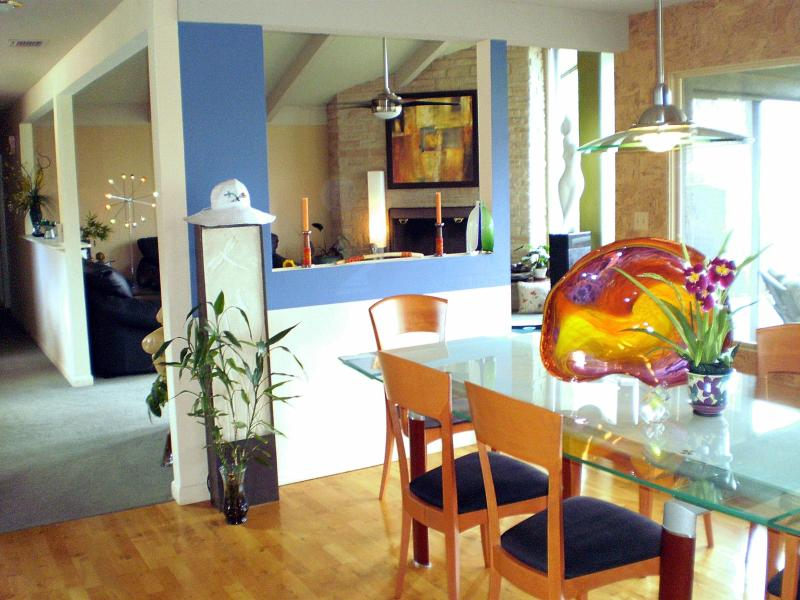Elegant Dining with Lovely Views - Yummy Artsy Contemporary 2BD-2BA with HUGE Office - Sedona - rentals