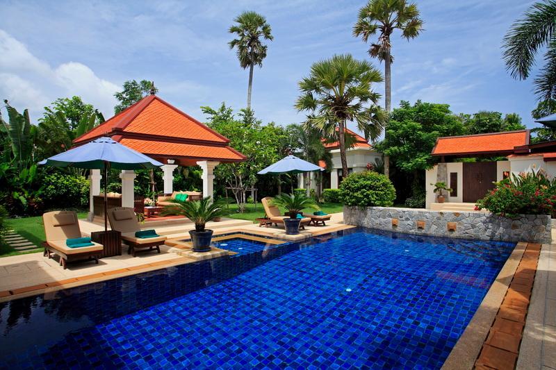 Blue Sky Villa - 4 Beds- Phuket - Image 1 - Bang Tao - rentals