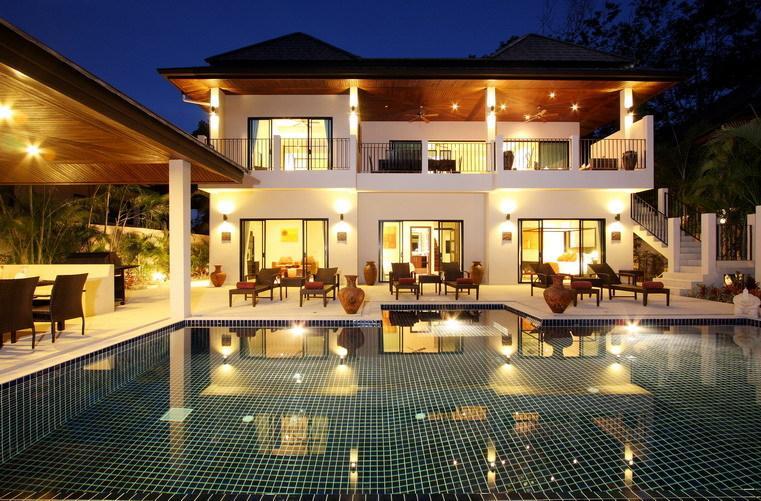 Nai Harn Villa 4303 - 6 Beds - Phuket - Image 1 - Kata - rentals