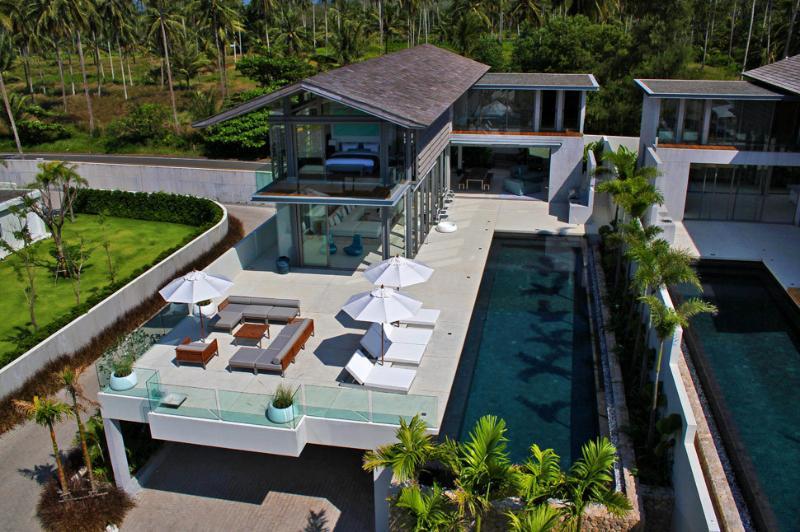 Natai Beach Villa 4354 - 4 beds - Phuket - Image 1 - Khok Kloi - rentals
