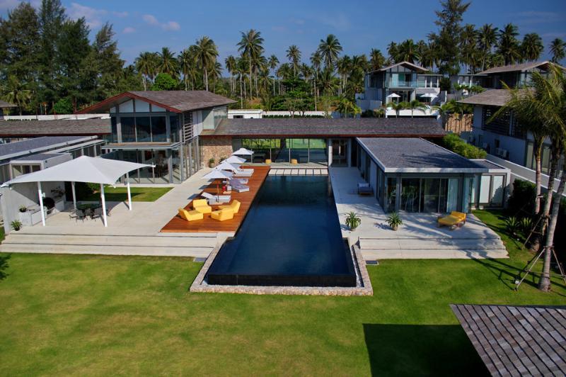 Natai Beach Villa 4361 - 6 Beds - Phuket - Image 1 - Khok Kloi - rentals