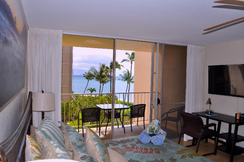 Beautiful Studio Condo in Kahana, Maui - Image 1 - Lahaina - rentals