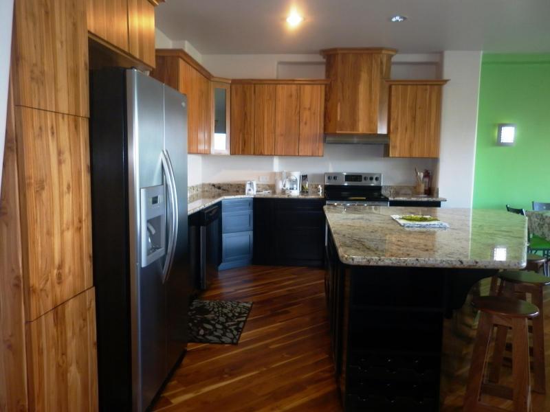 Kitchen - Arenal Maleku Luxury Condo 12-2-2-3 - Naranjos Agrios - rentals