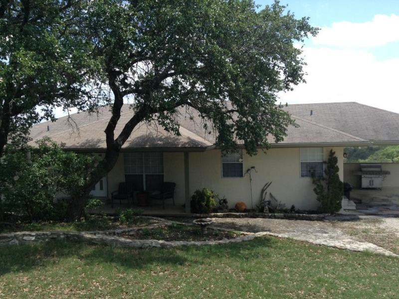 Front of Charming Home - Gorgeous Views! Summer Vacation in Hunt,TX! - Hunt - rentals