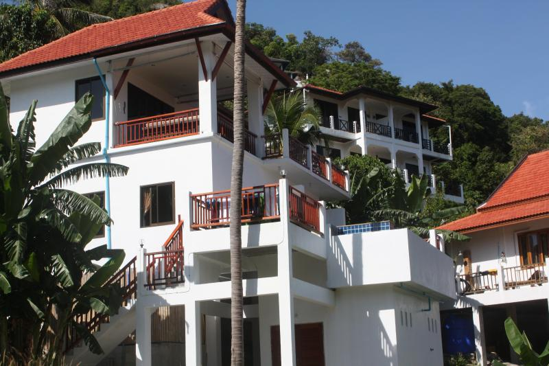 Beautiful villa with seaview and private pool - Image 1 - Koh Tao - rentals