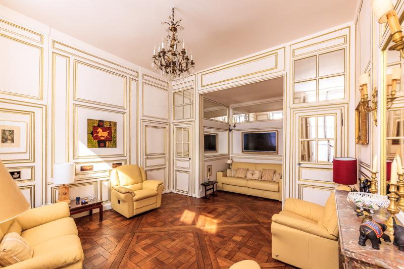 THE SAME PRESTIGE AND LUXURY AS IN THE PALACE - Image 1 - Versailles - rentals